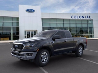 2021 Ford Ranger XLT 4WD Supercab 6 Box Extended Cab Pickup