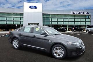 2018 Ford Taurus SEL All Wheel Drive With Navigation Sedan