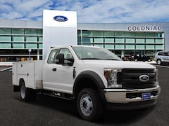 2019 Ford F-450 Chassis XL 4WD Supercab 168 WB 60 CA Extended Cab Chassis-Cab