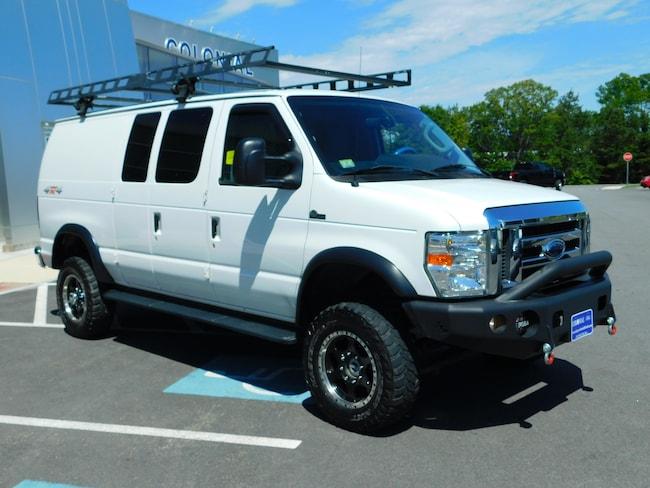 2012 Ford Econoline E-350 Quigley 4WD 6.8L V-10 Full-size Cargo Van