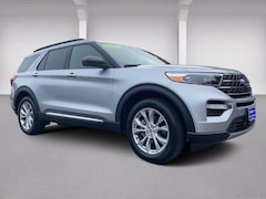 2020 Ford Explorer XLT 4WD With Sunroof Sport Utility