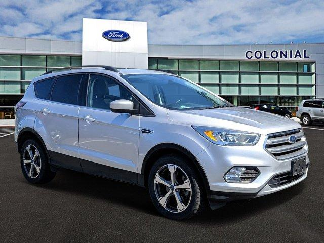 2017 Ford Escape SE 4WD With Nav 2.0L Sport Utility