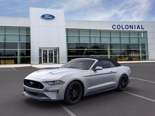 2020 Ford Mustang GT Premium Convertible Convertible