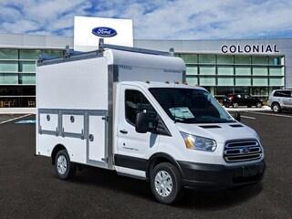 2019 Ford Transit-350 Cutaway T-350 SRW 138 WB 9500 Gvwr