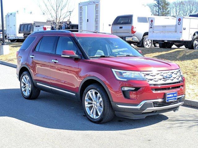 2019 Ford Explorer Limited 4WD Ecoboost Sport Utility
