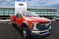 2017 Ford F-450 Chassis Supercab XL 4 Wheel Drive Chassis