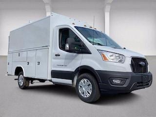 2020 Ford Transit-350 Cab Chassis T-350 RWD SRW 138 WB 9500 Gvwr