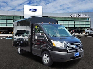 2019 Ford Transit-350 Cab Chassis Service/Utility Van