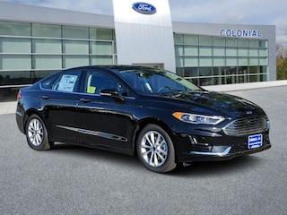 2020 Ford Fusion Hybrid SEL FWD Car
