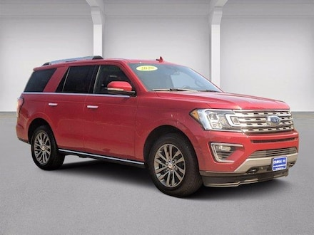 2020 Ford Expedition Limited 4WD With Nav Sport Utility