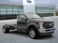 2019 Ford F-550 Chassis XL 4WD Reg Cab 169 WB 84 CA Regular Cab Chassis-Cab