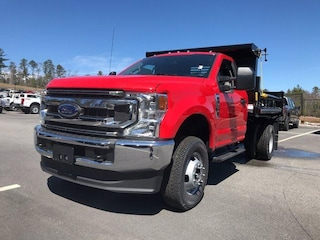 2021 Ford F-350 Chassis XL 4WD Reg Cab 145 WB 60 CA Regular Cab Chassis-Cab