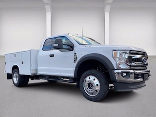 2020 Ford F-450 Chassis Extended Cab Chassis-Cab