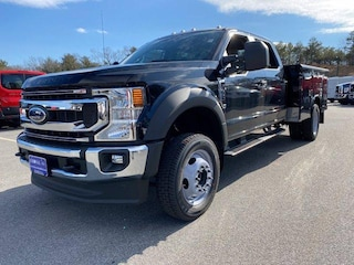 2021 Ford F-450 Chassis Crew Cab Chassis-Cab