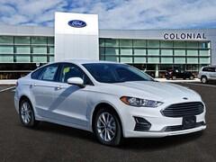 2020 Ford Fusion SE FWD Car