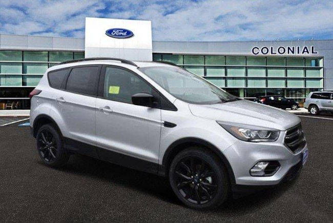 2019 Ford Escape SE FWD Sport Utility