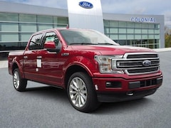 2019 Ford F-150 Limited 4WD Supercrew 5.5 Box Crew Cab Pickup