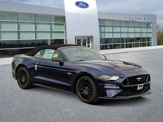 2020 Ford Mustang GT 5.0 Premium Conv With Nav Convertible