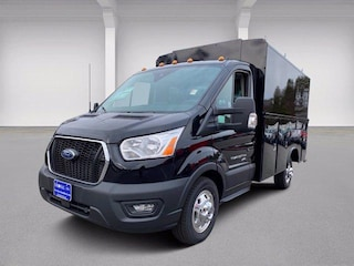 2020 Ford Transit-350 Cab Chassis T-350 AWD SRW 138 WB 9500 Gvwr