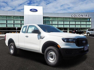 2019 Ford Ranger XL 2WD Supercab 6 Box Extended Cab Pickup