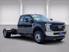 2019 Ford Super Duty F-550 DRW XL Supercab 2WD 6.7L Extended Cab Chassis-Cab