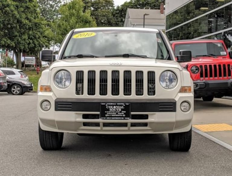 Used 2010 Jeep Patriot Limited For Sale | Dartmouth MA