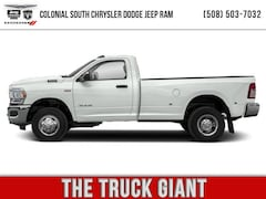 2019 Ram 3500 BIG HORN REGULAR CAB 4X4 8' BOX Regular Cab