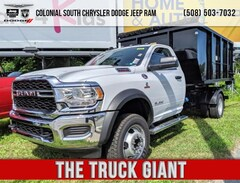 2019 Ram 5500 TRADESMAN CHASSIS REGULAR CAB 4X4 168.5 WB Regular Cab