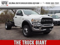 2019 Ram 4500 TRADESMAN CHASSIS REGULAR CAB 4X4 144.5 WB Regular Cab