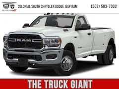 2020 Ram 3500 TRADESMAN REGULAR CAB 4X4 8' BOX Regular Cab