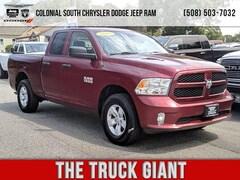 2018 Ram 1500 Tradesman Truck Quad Cab