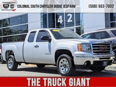 2012 GMC Sierra 1500 Work Truck Extended Cab Truck Extended Cab