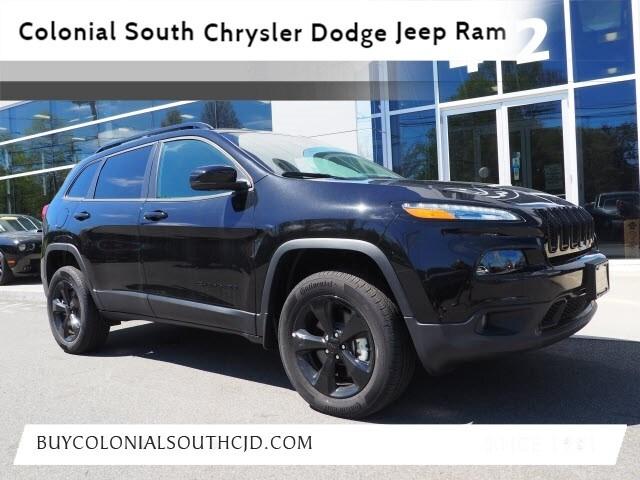 2017 Jeep Cherokee HIGH ALTITUDE 4X4 Sport Utility