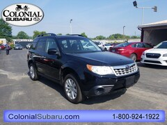 2011 Subaru Forester 2.5X Premium w/All-Weather Pkg SUV in Kingston, NY