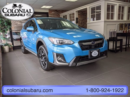 New 2020 Subaru Crosstrek Hybrid SUV for Sale or Lease in Kingston, NY