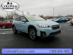 Used 2018 Subaru Crosstrek 2.0i Premium with SUV Kingston NY