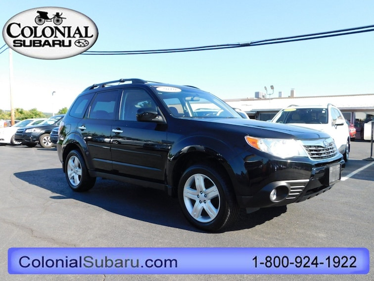 Used 2010 Subaru Forester 2 5x Limited For Sale In Kingston Ny