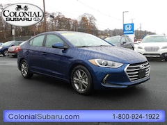 Used 2018 Hyundai Elantra Value Edition Sedan Kingston NY