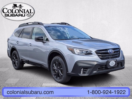 New 2021 Subaru Outback Onyx Edition XT SUV for Sale or Lease in Kingston, NY