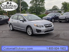 2014 Subaru Impreza 2.0i Premium 5dr (CVT) Sedan in Kingston, NY