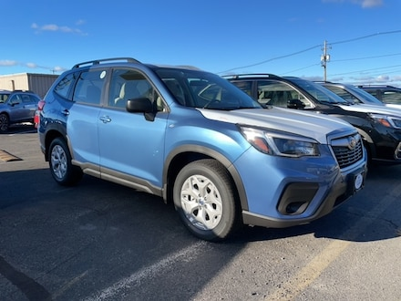 New 2021 Subaru Forester Base Trim Level SUV for Sale or Lease in Kingston, NY