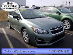 2015 Subaru Impreza 2.0i 5dr (CVT) Sedan in Kingston, NY