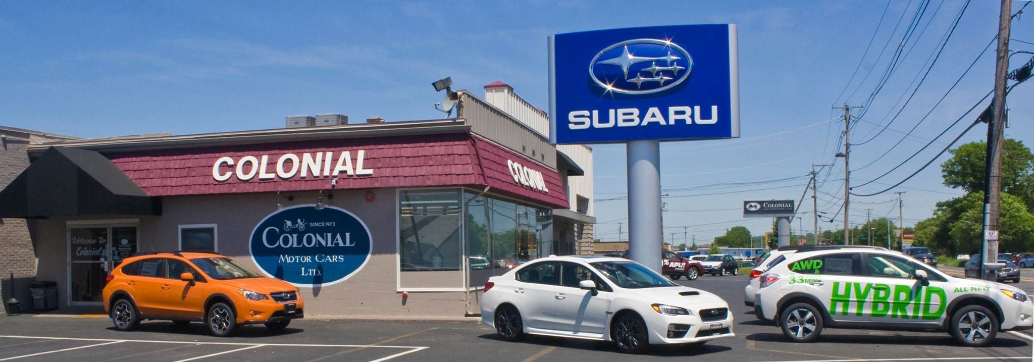 Colonial Subaru in Kingston, NY - New and Used Subaru Dealership