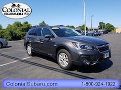 Used 2019 Subaru Outback 2.5i Premium SUV Kingston NY