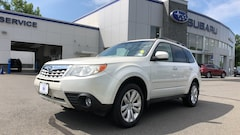 2012 Subaru Forester 2.5X 4WD Sport Utility Vehicles