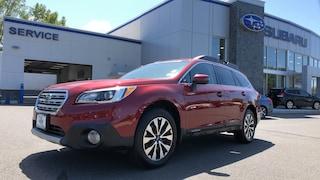 Used 2017 Subaru Outback 2.5i 4WD Sport Utility Vehicles in Danbury, CT