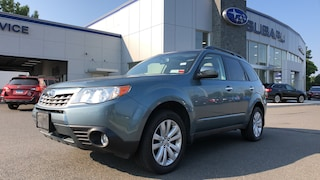 Used 2012 Subaru Forester 2.5X 4WD Sport Utility Vehicles in Danbury, CT