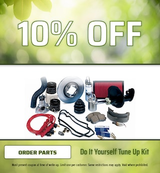 10% OFF Do It Yourself Tune Up Kit