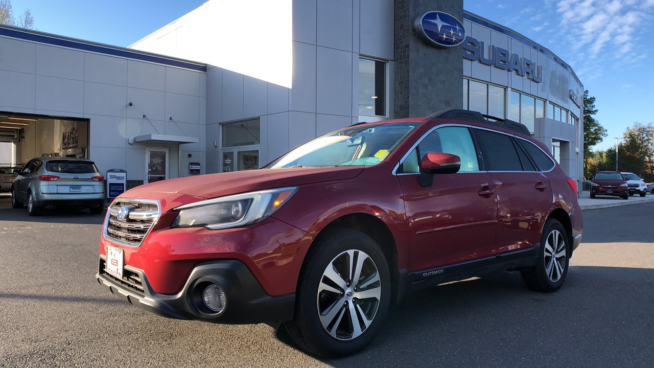 2018 Subaru Outback 3.6R 4WD Sport Utility Vehicles
