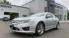 2010 Ford Fusion Sport 4-door Mid-Size Passenger Car